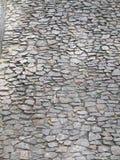 Teste padrão do sumário do paver do jardim Fotografia de Stock Royalty Free