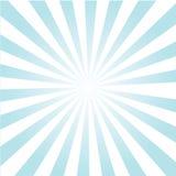 Teste padrão do Sunburst Imagem de Stock