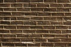 Teste padrão do tijolo Imagem de Stock