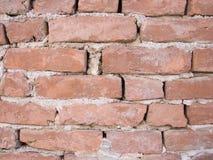 Teste padrão do tijolo Fotografia de Stock