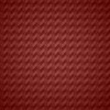 Teste padrão do vermelho de Chevron Fotografia de Stock Royalty Free