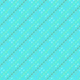 Teste padrão do vetor com triângulos no estilo do moderno Fotografia de Stock