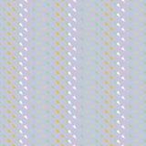 Teste padrão do vetor com triângulos no estilo do moderno Fotografia de Stock Royalty Free