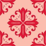 Teste padrão do vetor da flor Fotografia de Stock Royalty Free