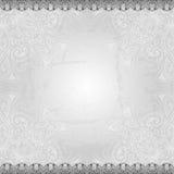 Teste padrão do vetor do vintage Sumário tirado mão Foto de Stock Royalty Free