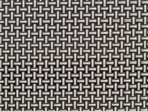 Teste padrão do Weave Fotos de Stock