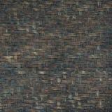 Teste padrão do Weave Fotografia de Stock Royalty Free