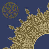 Teste padrão do Weave Foto de Stock Royalty Free