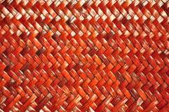 Teste padrão do Weave da natureza Fotos de Stock