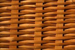 Teste padrão do Weave de uma cesta Imagens de Stock Royalty Free