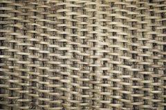 Teste padrão do Weave, fundo da textura Imagens de Stock Royalty Free