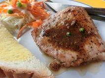 Teste padrão dos alimentos Fotos de Stock