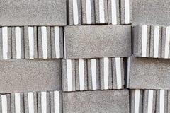 Teste padrão dos blocos de cimento Imagens de Stock Royalty Free