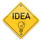 Teste padrão dos elementos do fundo da ideia, cartaz abstrato do negócio da qualidade super ilustração stock