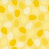Teste padrão dos ovos Imagem de Stock