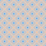 Teste padrão dos retângulos de cores diferentes quadriculação 2 Imagem de Stock