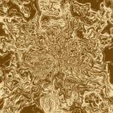 Teste padrão dourado do fundo e projeto abstrato do ouro, luxo brilhante ilustração do vetor