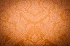 Teste padrão dourado luxúria Imagem de Stock Royalty Free