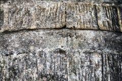 Teste padrão e texturas do Grunge no fundo concreto envelhecido Foto de Stock Royalty Free