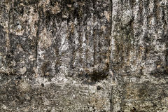 Teste padrão e texturas do Grunge no fundo concreto envelhecido Fotos de Stock Royalty Free