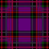 Teste padrão escocês Foto de Stock Royalty Free