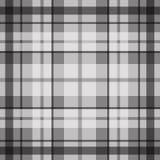Teste padrão escocês sem emenda da tartã do vetor Foto de Stock Royalty Free