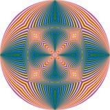 Teste padrão espiritual Foto de Stock Royalty Free