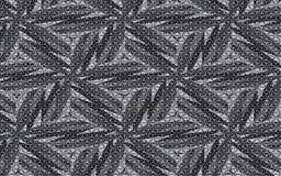 Teste padrão floral áspero abstrato em um fundo textura de confecção de malhas suja para suas ideias do projeto Imagens de Stock