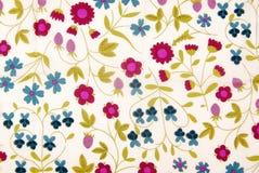 Teste padrão floral Fotos de Stock Royalty Free