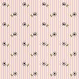 Teste padrão floral 8 Imagens de Stock Royalty Free