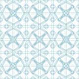 Teste padrão floral abstrato sem emenda Fotografia de Stock