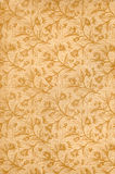 Teste padrão floral antigo Fotografia de Stock Royalty Free