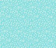 Teste padrão floral bonito Imagem de Stock