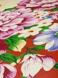 Teste padrão floral chinês Fotos de Stock Royalty Free