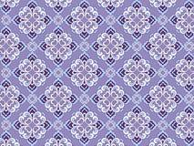Teste padrão floral clássico Ilustração do Vetor