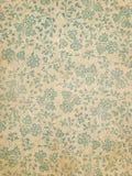 Teste padrão floral de Grunge Imagem de Stock