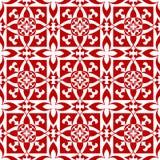 Teste padrão floral do Arabesque Imagem de Stock