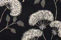 Teste padrão floral do fundo Fotografia de Stock