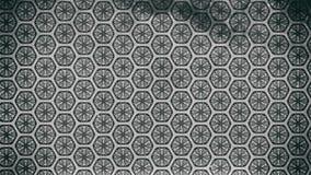Teste padrão floral do fundo do vintage ilustração stock