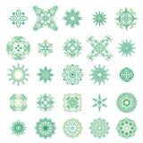Teste padrão floral do vetor Imagem de Stock Royalty Free