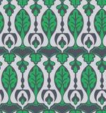 Teste padrão floral do Victorian Fotos de Stock Royalty Free