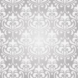 Teste padrão floral do vintage sem emenda Fotografia de Stock Royalty Free