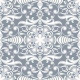 Teste padrão floral do vintage sem emenda. Imagens de Stock