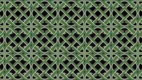 Teste padrão floral Estrutura sem emenda Motivo celta Imagem de Stock