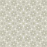 Teste padrão floral geométrico quadrado colorido abstrato decorativo Nontrivial Imagem de Stock