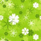 Teste padrão floral retro, sem emenda, vetor   ilustração royalty free