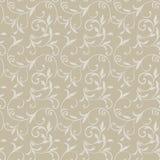 Teste padrão floral sem emenda 08 Imagens de Stock Royalty Free