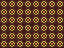 Teste padrão floral sem emenda Imagens de Stock Royalty Free