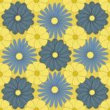 Teste padrão floral sem emenda Imagem de Stock Royalty Free