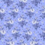 Teste padrão floral sem emenda Imagens de Stock